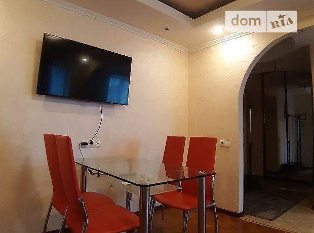 двухкомнатная квартира в Киеве, район Шевченковский, на ул. Большая Васильковская 45 в аренду на короткий срок посуточно фото 1