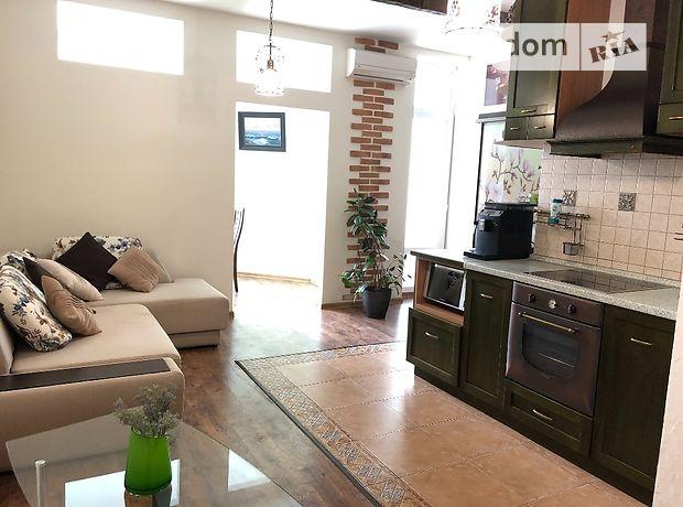 двухкомнатная квартира в Киеве, район Соломенский, на ул. Кудряшова 18, в аренду на короткий срок посуточно фото 1