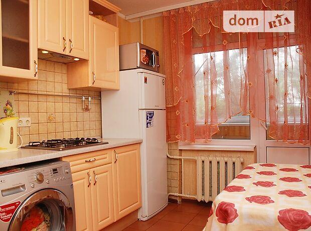 двухкомнатная квартира в Киеве, район Соломенский, на Митрополита Василия Липковского улица в аренду на короткий срок посуточно фото 1