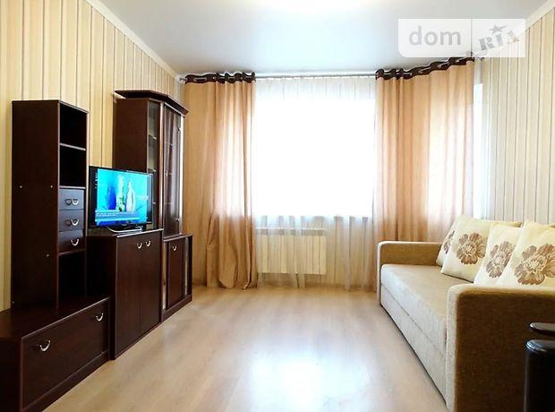 однокомнатная квартира в Киеве, район Соломенский, на ул. Вадима Гетьмана 1Б, в аренду на короткий срок посуточно фото 1