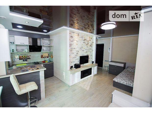 однокомнатная квартира в Кропивницком, район Центр, на пер. Гоголя в аренду на короткий срок посуточно фото 1