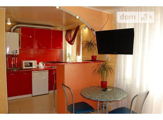 однокомнатная квартира в Луганске, район Центр, на ул. Демехина в аренду на короткий срок посуточно фото 1