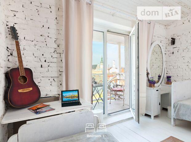 трехкомнатная квартира в Львове, район Площадь Рынок, на Пекарська 11, в аренду на короткий срок посуточно фото 1