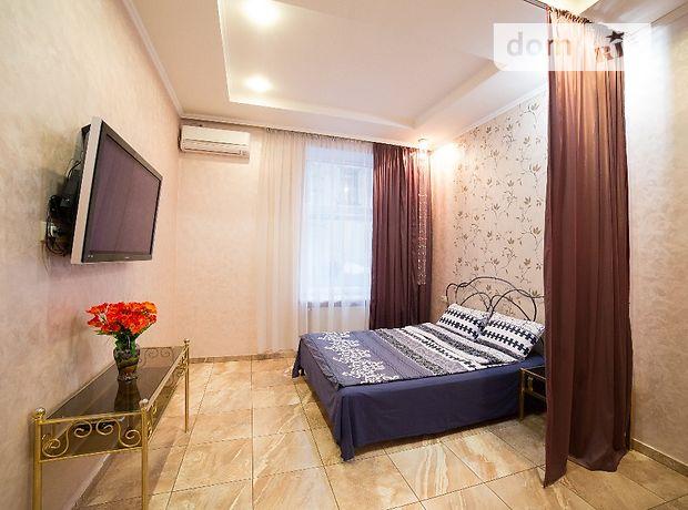 однокомнатная квартира в Львове, район Галицкий, на ул. Лемковская 6, в аренду на короткий срок посуточно фото 1