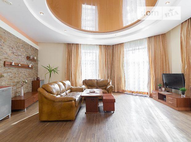 двухкомнатная квартира в Львове, район Галицкий, на ул. Ноябрьского Чина 14, в аренду на короткий срок посуточно фото 1