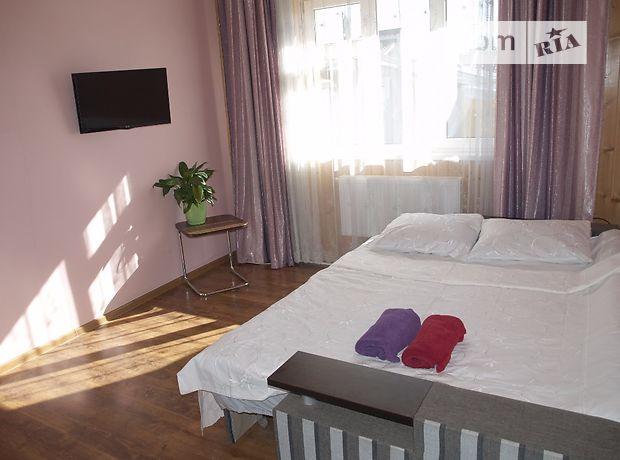Аренда посуточная квартиры, 2 ком., Львов, р‑н.Зализнычный, Городоцкая улица