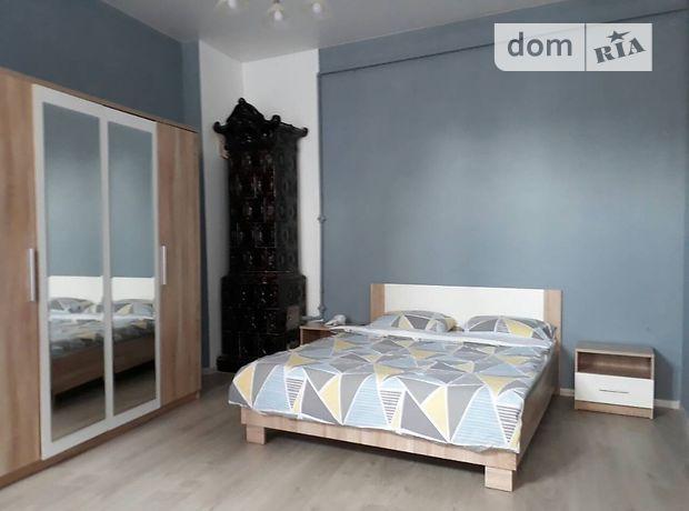 однокомнатная квартира в Львове, район Зализнычный, на ул. Головацкого 20, в аренду на короткий срок посуточно фото 1