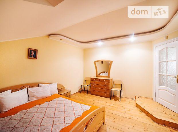 трехкомнатная квартира в Львове, район Зализнычный, на ул. Железнодорожная 14, в аренду на короткий срок посуточно фото 1