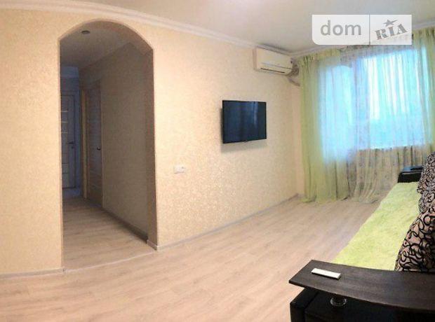 двухкомнатная квартира в Мариуполе, район Орджоникидзевский, на Киевская 11, в аренду на короткий срок посуточно фото 1