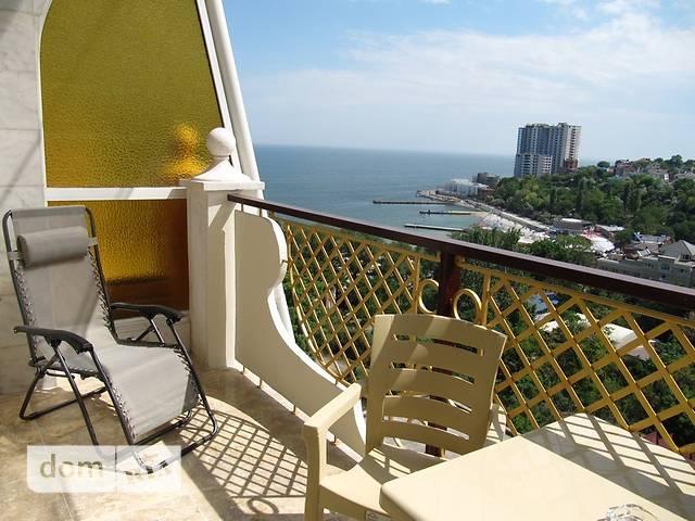 двухкомнатная квартира в Одессе, район Аркадия, на плато Гагаринское в аренду на короткий срок посуточно фото 1