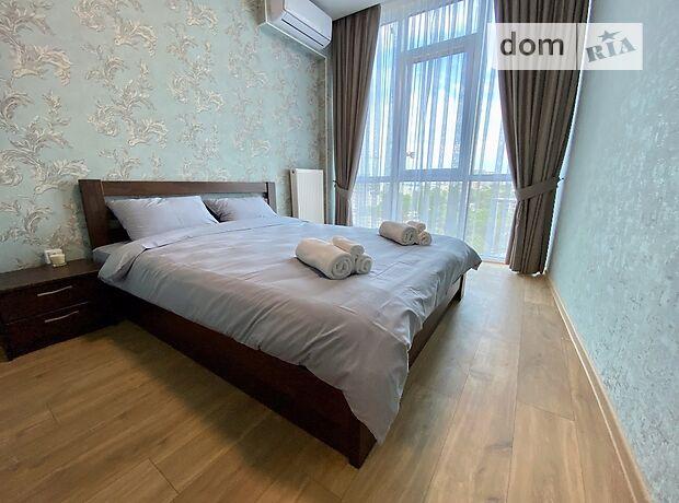однокомнатная квартира в Одессе, район Аркадия, на ул. Генуэзская в аренду на короткий срок посуточно фото 1