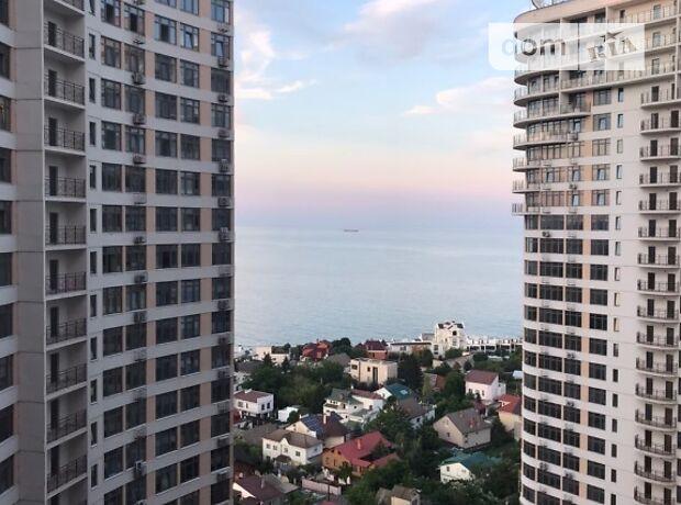 однокомнатная квартира в Одессе, район Аркадия, на ул. Каманина 16/а, в аренду на короткий срок посуточно фото 1
