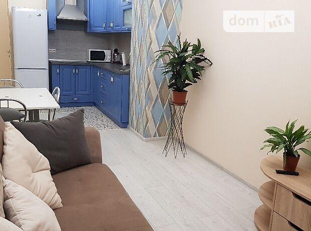 однокомнатная квартира в Одессе, район Аркадия, на Гагаринское плато 5/2, кв. 84, в аренду на короткий срок посуточно фото 1