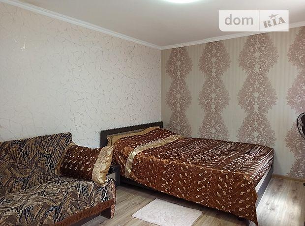 однокомнатная квартира в Одессе, район Большой Фонтан, на ул. Дмитрия Донского в аренду на короткий срок посуточно фото 1