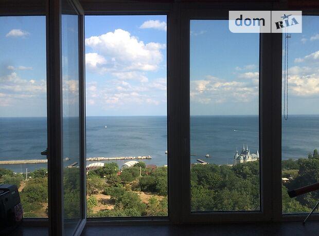 двухкомнатная квартира в Одессе, район Большой Фонтан, на ул. Литературная 12а, в аренду на короткий срок посуточно фото 1