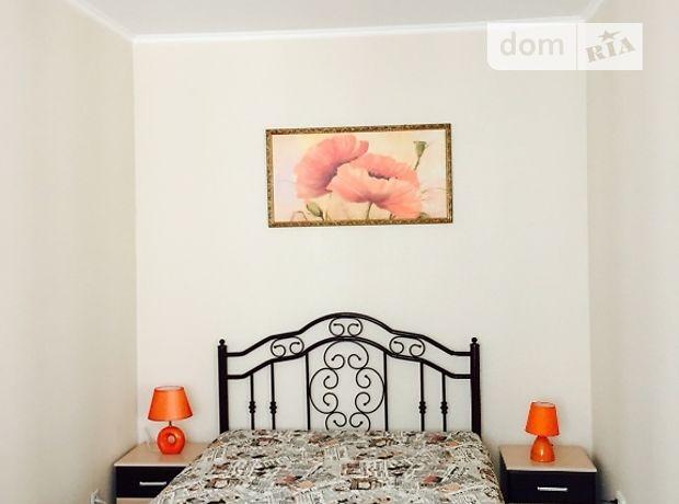 однокомнатная квартира в Одессе, район Большой Фонтан, на ул. Маршала Говорова 10, в аренду на короткий срок посуточно фото 1