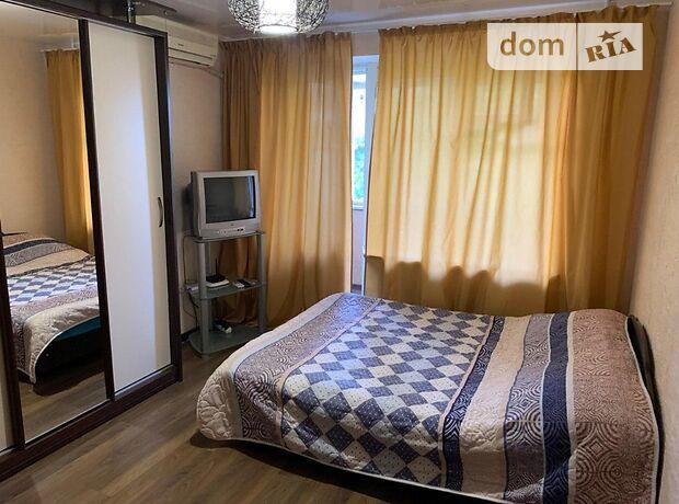 однокомнатная квартира в Одессе, район Большой Фонтан, на ул. Педагогическая 46А, в аренду на короткий срок посуточно фото 1