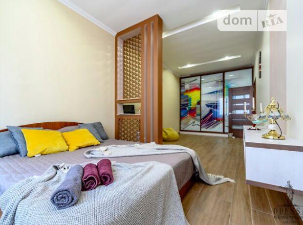 однокомнатная квартира в Одессе, район Приморский, на плато Гагаринское 5/2 в аренду на короткий срок посуточно фото 1