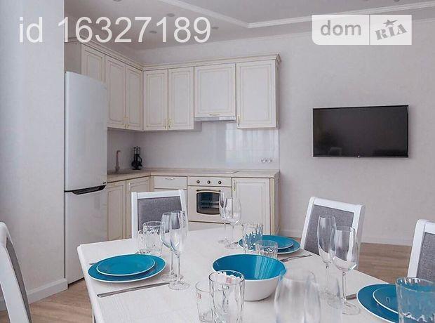 двухкомнатная квартира в Одессе, район Приморский, на Гагаринское Плато 5-Ак2, в аренду на короткий срок посуточно фото 1