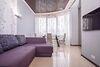 двухкомнатная квартира в Одессе, район Приморский, на ул. Генуэзская в аренду на короткий срок посуточно фото 1