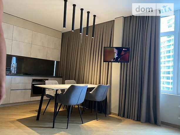 однокомнатная квартира в Одессе, район Приморский, на ул. Курчатова 16 в аренду на короткий срок посуточно фото 1