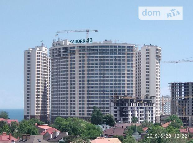 однокомнатная квартира в Одессе, район Приморский, на ул. Каманина 16а/3, в аренду на короткий срок посуточно фото 1