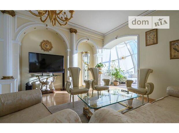 пятикомнатная квартира в Одессе, район Приморский, на ул. Посмитного 9а в аренду на короткий срок посуточно фото 1