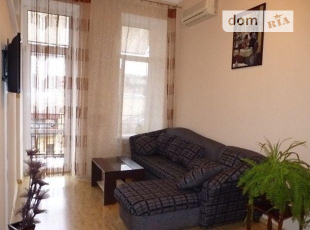 двухкомнатная квартира в Одессе, район Центр, на ул. Екатерининская 10, в аренду на короткий срок посуточно фото 1