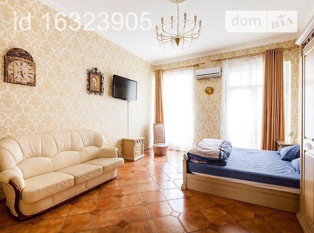 трехкомнатная квартира в Одессе, район Центр, на пер. Воронцовский 6, в аренду на короткий срок посуточно фото 1