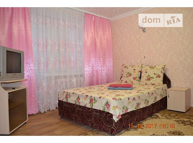 однокомнатная квартира в Павлограде, район Павлоград, на Репина улица в аренду на короткий срок посуточно фото 1