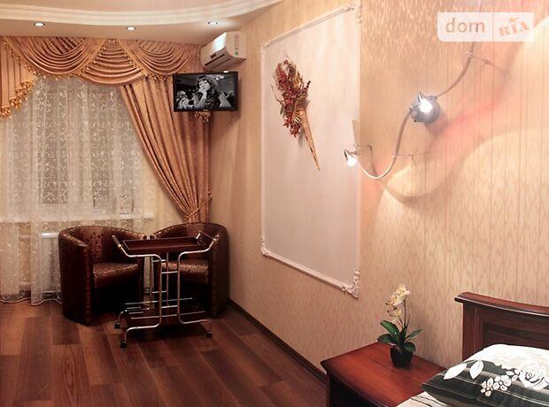 однокомнатная квартира в Полтаве, район Березовый сквер, на ул. Комсомольская 39 в аренду на короткий срок посуточно фото 1