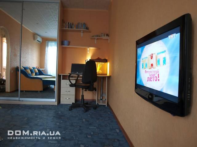 однокомнатная квартира в Славянске, район Центр, на Королева улица в аренду на короткий срок посуточно фото 1