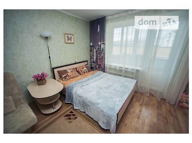 однокомнатная квартира в Сумах, на пр. Лушпы 48 в аренду на короткий срок посуточно фото 1