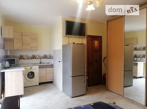 однокомнатная квартира в Тернополе, район Восточный, на ул. Довженко Александра 15б, в аренду на короткий срок посуточно фото 1
