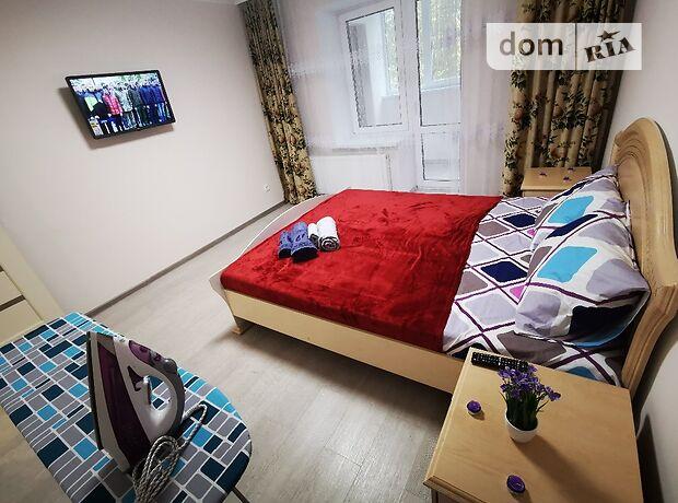 двухкомнатная квартира в Тернополе, район Схидный, на Довженка 14, в аренду на короткий срок посуточно фото 1