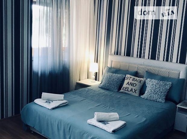 однокомнатная квартира в Ужгороде, район Центр, на Ивано Франка 58, в аренду на короткий срок посуточно фото 1