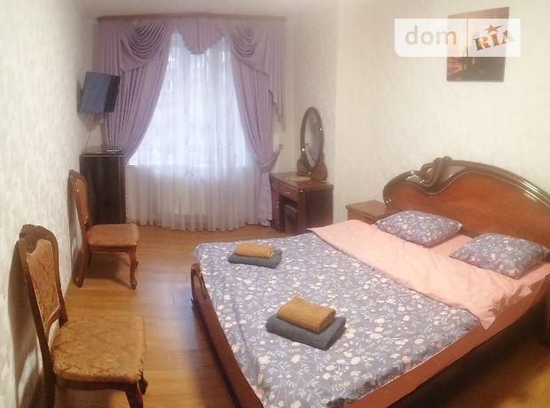 двухкомнатная квартира в Виннице, район Подолье, на ул. Зодчих 5, в аренду на короткий срок посуточно фото 1
