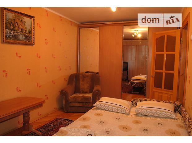 однокомнатная квартира в Виннице, район Центр, на ул. Грушевского в аренду на короткий срок посуточно фото 1