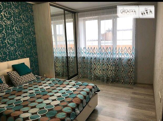 двокімнатна квартира в Вінниці, район Вишенька, на Юности проспект в оренду на короткий термін подобово фото 1