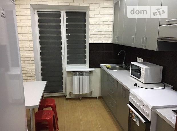 однокомнатная квартира в Запорожье, район Александровский (Жовтневый), на ул. Железнодорожная в аренду на короткий срок посуточно фото 1