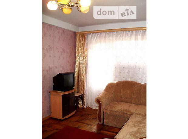 двухкомнатная квартира в Запорожье, район Александровский (Жовтневый), на ул. Гоголя в аренду на короткий срок посуточно фото 1
