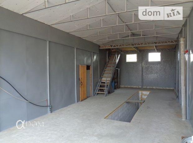 Бокс в гаражном комплексе универсальный в Белой Церкви, площадь 70 кв.м. фото 1