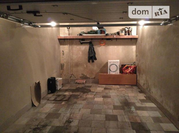 Бокс в гаражном комплексе под легковое авто в Черкассах, площадь 24 кв.м. фото 1