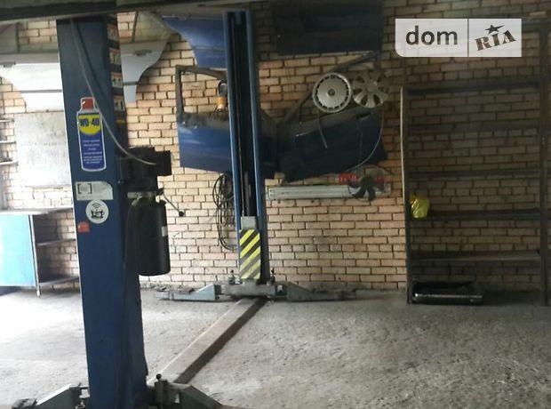 Бокс в гаражном комплексе под легковое авто в Киеве, площадь 125 кв.м. фото 1