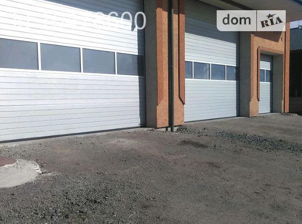 Бокс в гаражном комплексе под грузовик / автобус в Луцке, площадь 220 кв.м. фото 1