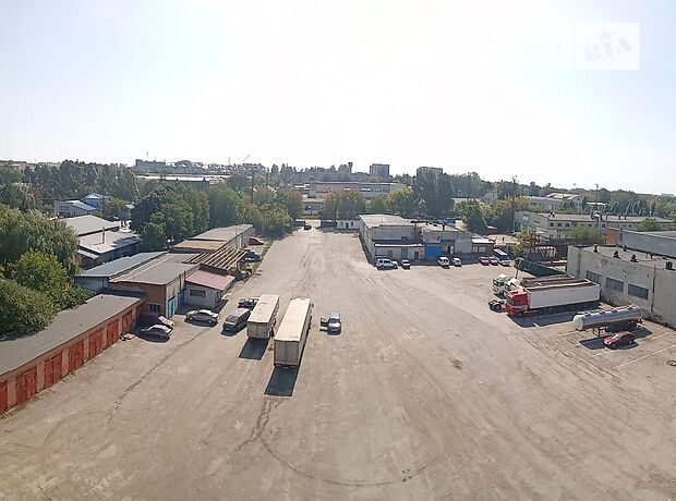 Бокс в гаражном комплексе под грузовик / автобус в Тернополе, площадь 80 кв.м. фото 2