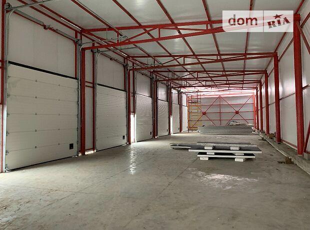 Бокс в гаражном комплексе под грузовик / автобус в Тернополе, площадь 450 кв.м. фото 1