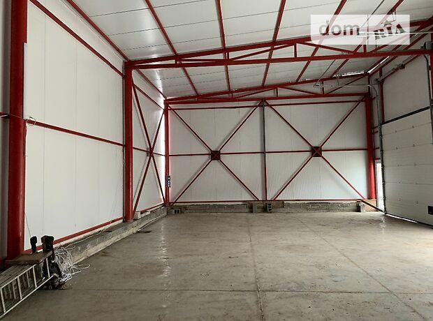 Бокс в гаражном комплексе под грузовик / автобус в Тернополе, площадь 135 кв.м. фото 1