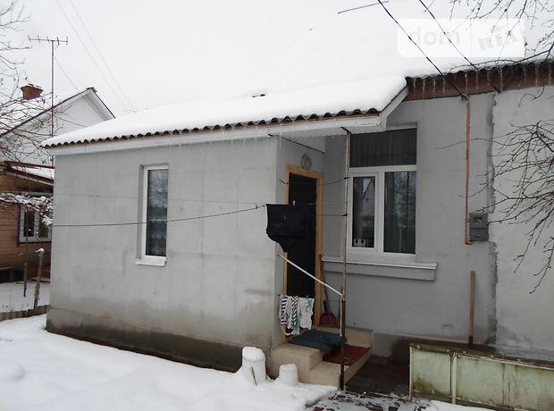 одноэтажная часть дома, 30 кв. м, кирпич. Сдается помесячно в Житомире, в районе Вокзал фото 1