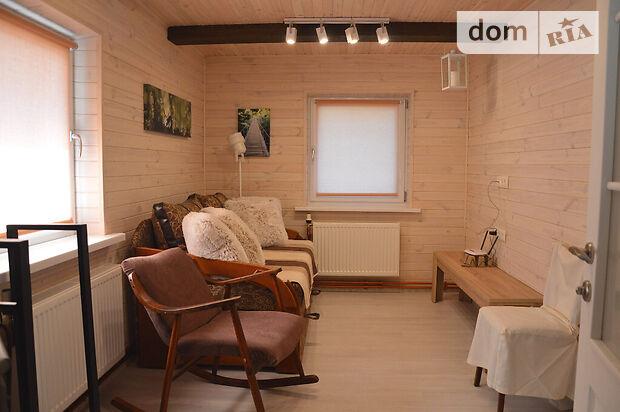 однопроверхова частина будинку, 60 кв. м, цегла. Здається помісячно в Житомирі, в районі Вокзал фото 1